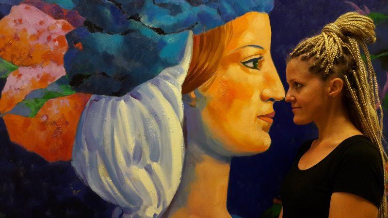 Výstava Natalio Bayo v Zaragoze
