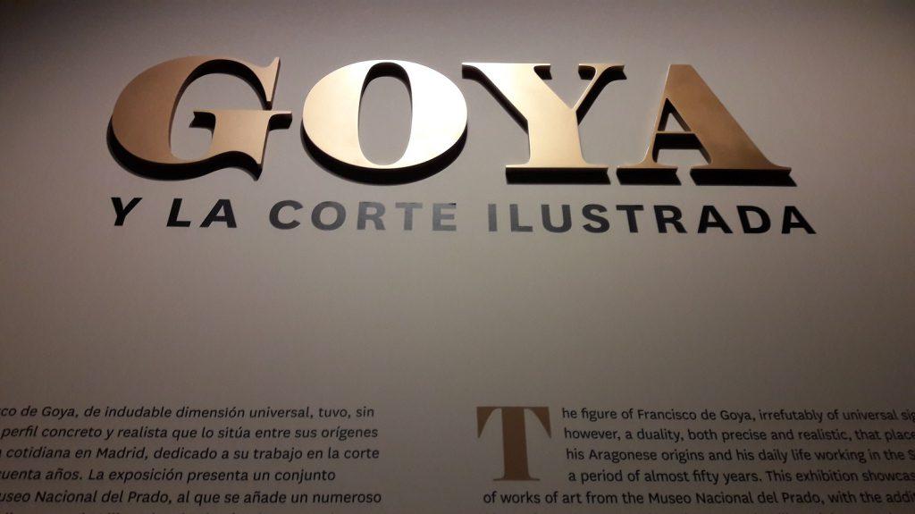 Výstava kráľovského maliara Francisca Goyu