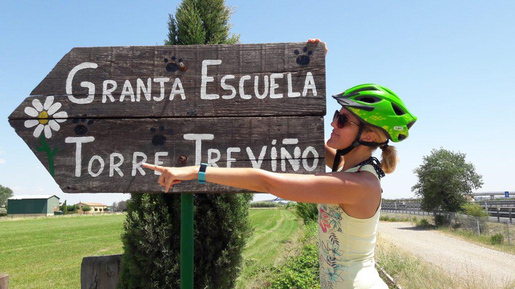 """Smer farma """"Granja Escuela Torre de Treviño"""""""