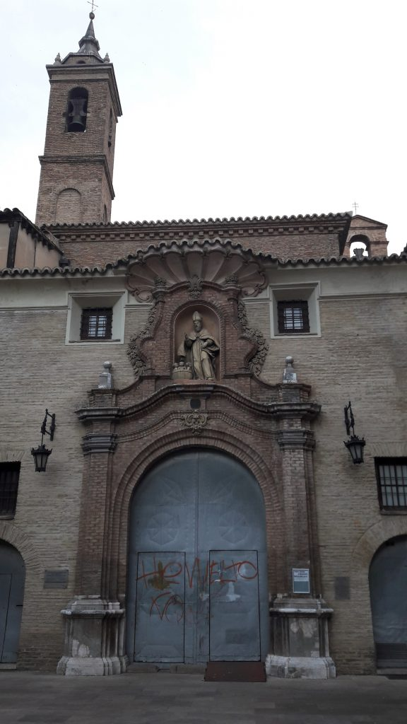 Kláštor Monasterio de la Resurrección del Santo Sepulcro