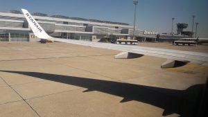 let z Bratislavy cez Bergamo do Zaragozy
