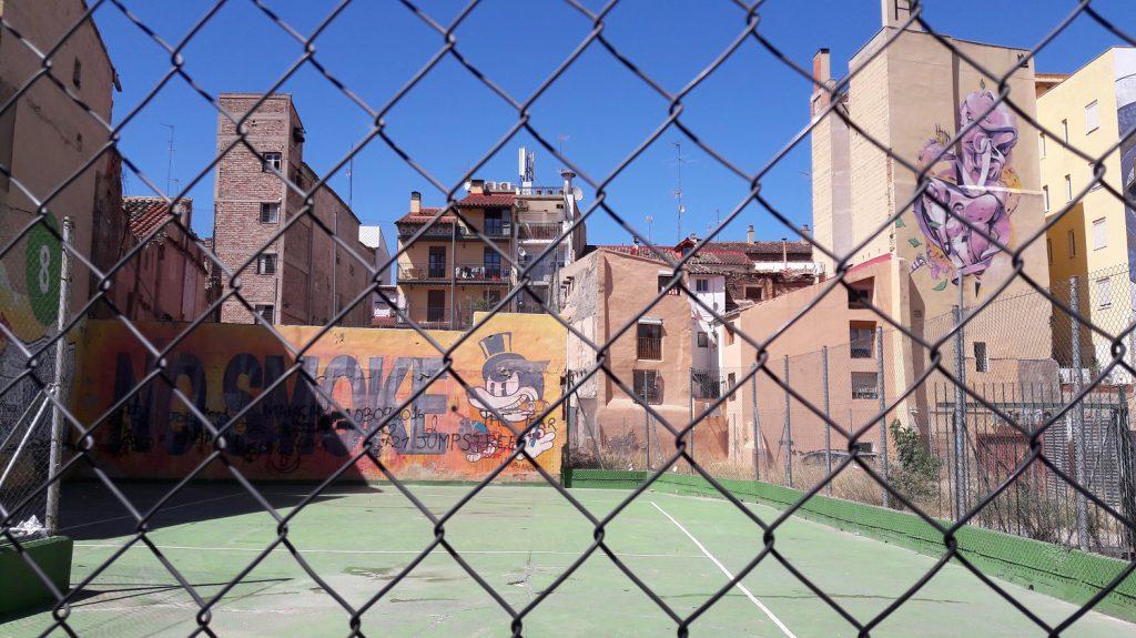 Štvrť San Pablo Zaragoza