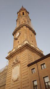 Veža Katedrály La Seo