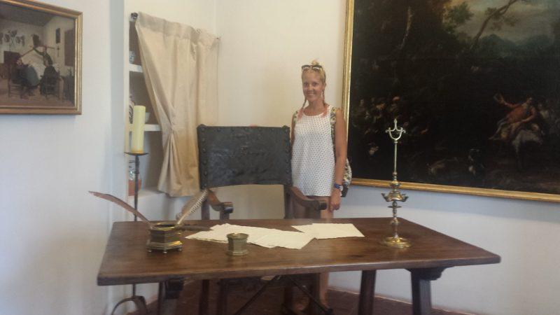 Múzeum Casa de Cervantes Valladolid