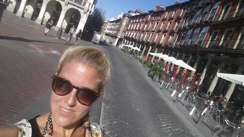 Centrum mesta Valladolid