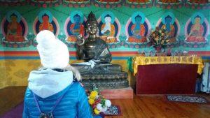 Budhistický chrám Dag Shang Kagyü v Panillo, Španielsko