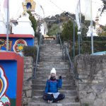 Budhistický chrám Templo de Budista v Panillo