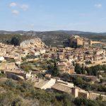 Výhľad na stredoveké mesto Alquézar