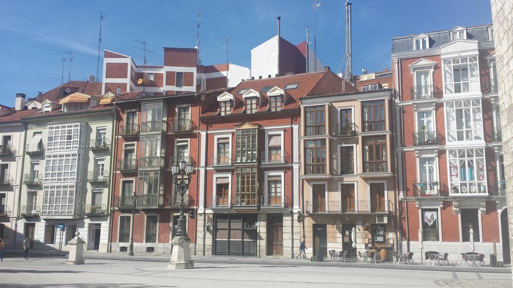 Architektúra mesta Valladolid