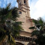Veža v kláštore Cartuja de Aula Dei pri Zaragoze