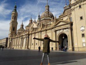 Bazilika El Pilar, Zaragoza (Španielsko)