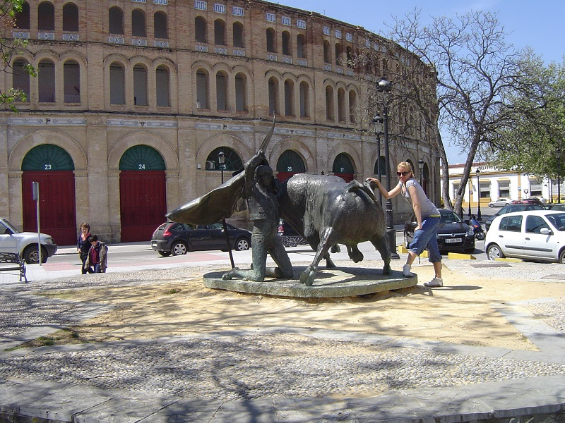 """Býčia aréna """"Plaza de Toros"""", El Puerto de Santa María"""