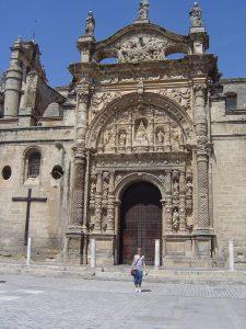 """Kostol """"Iglesia Mayoral Prioral"""", na námestí Plaza de España, El Puerto de Santa María"""