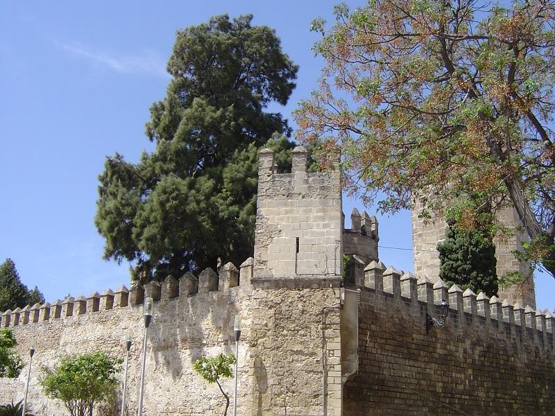 Hrad Castillo de San Marcos, El Puerto de Santa María