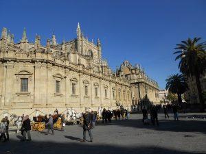 Katedrála Panny Márie, Sevilla