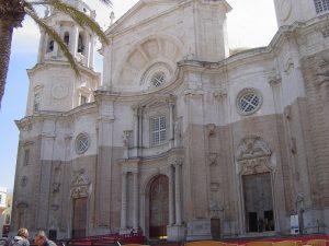 """Katedrála v Cadize """"Catedral de Cadiz"""", Španielsko"""