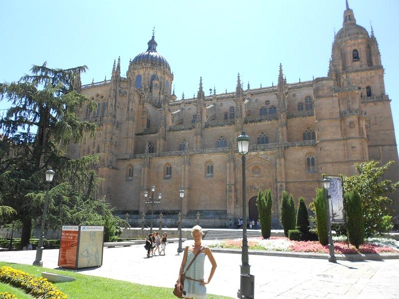 Katedrála Salamanka