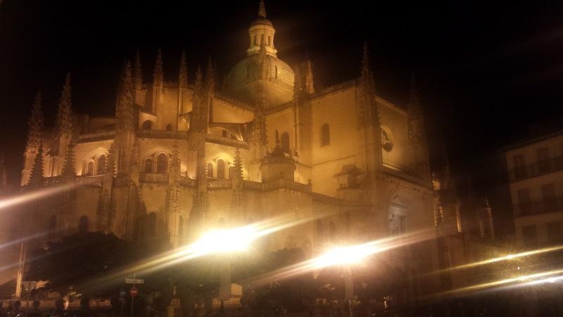 Katedrála Segovia