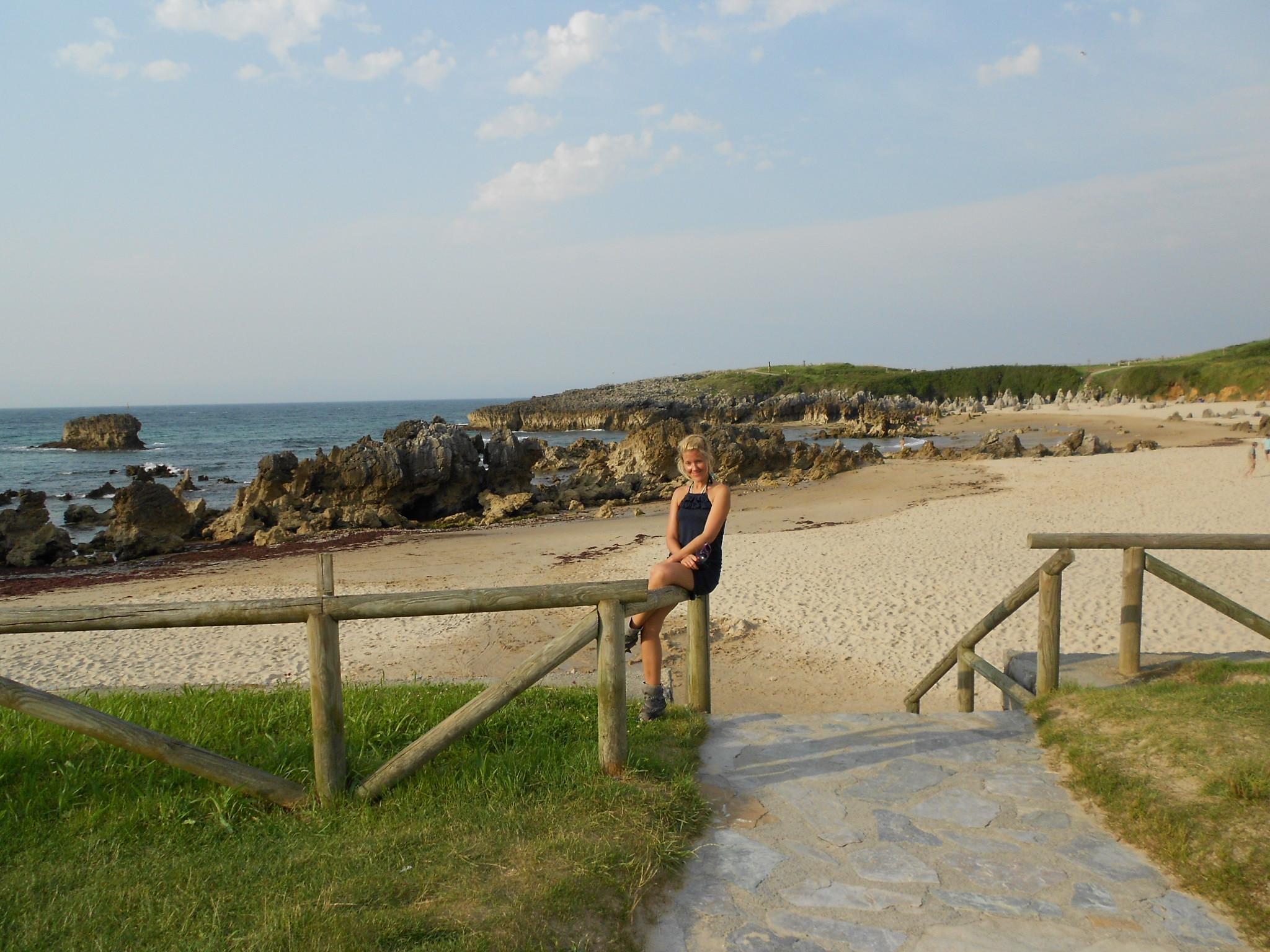 Pláž Llanes