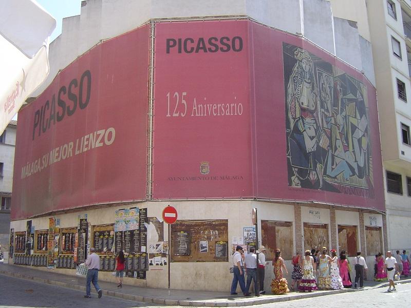 Málaga Pablo Picasso, Španielsko
