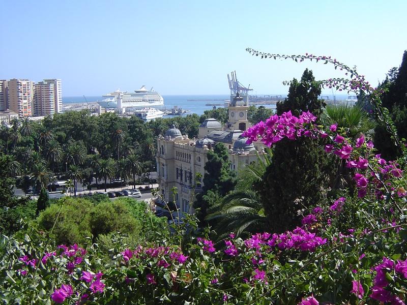 Parque de la Málaga, Španielsko