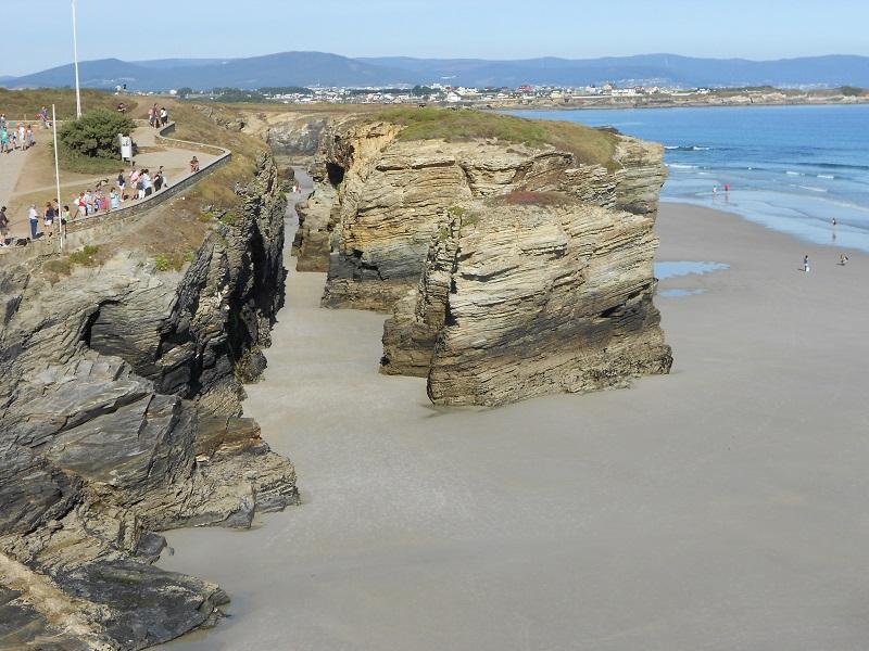 Playa de las Catedrales Ribadeo
