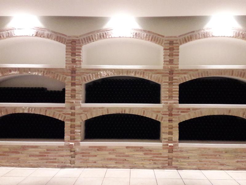uskladnenie vína pivnica