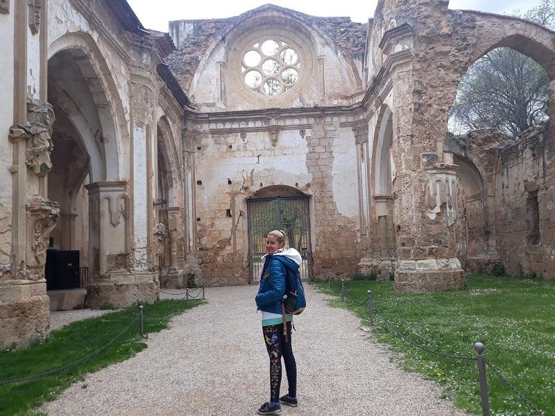 Kostol Monasterio de Piedra, Španielsko