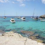 Cala Escorxada Menorka