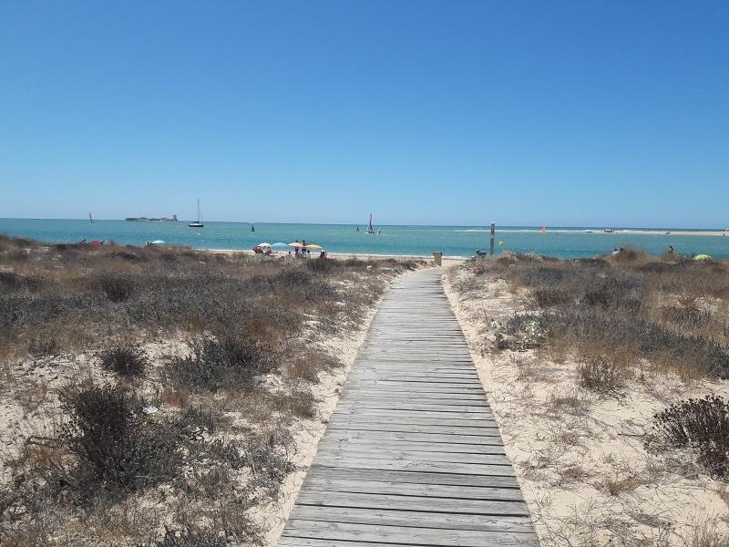 Playa de Sancti Petri