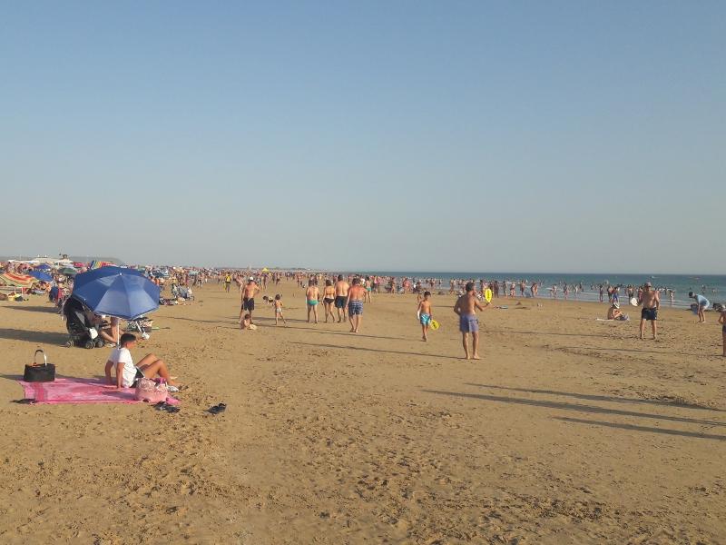 Playa del los Bateles