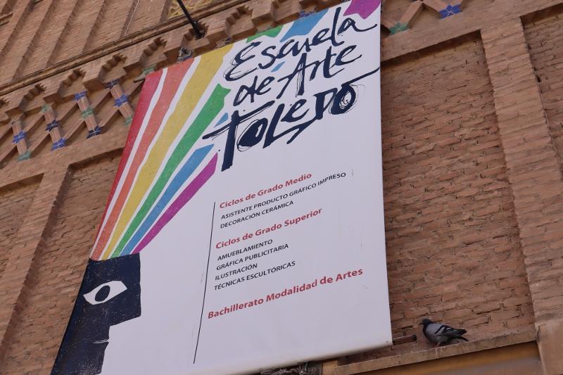 Skola umenia Toledo