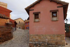 Pekná dedina Anento