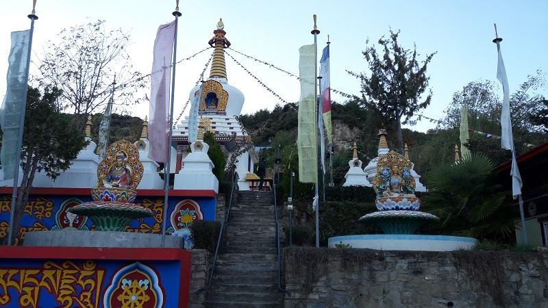 Budhisticke centrum Panillo