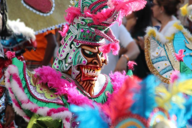 Karnevaly Španielsko