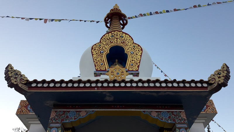 Modlitebna Budha
