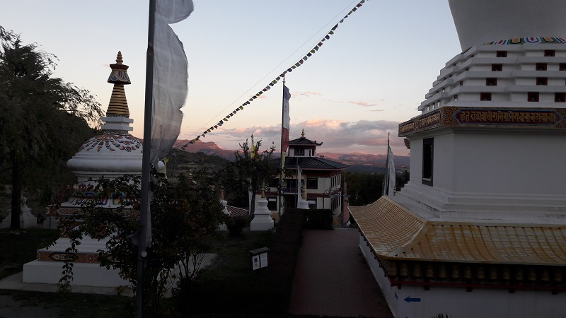 Panillo a okolita priroda Pyreneje