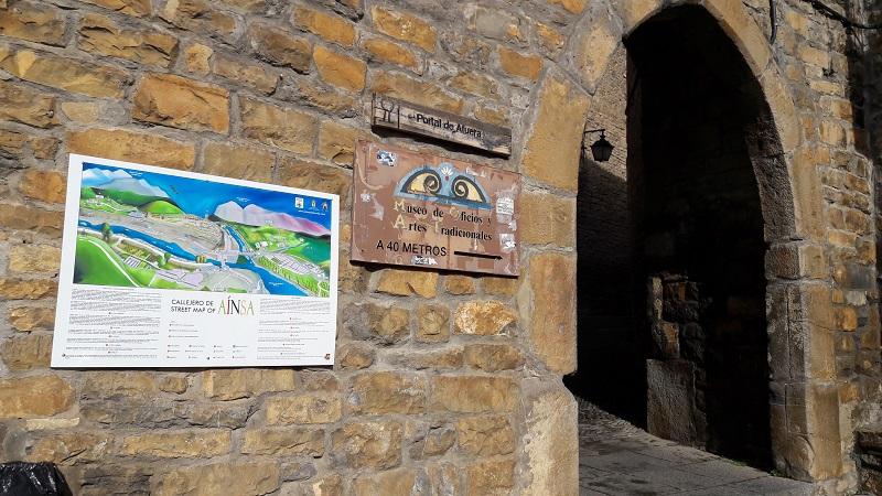 Portal de Afuera Ainsa