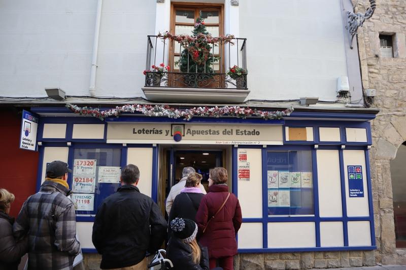 Vianocna loteria