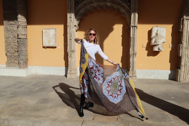 Materska dovolenka v Spanielsku