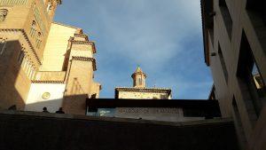 Mauzoleum milencov Teruel Španielsko