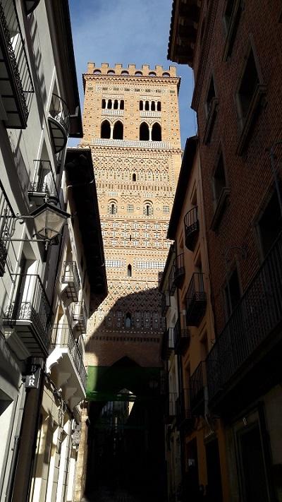 Veza San Salvador Teruel Španielsko