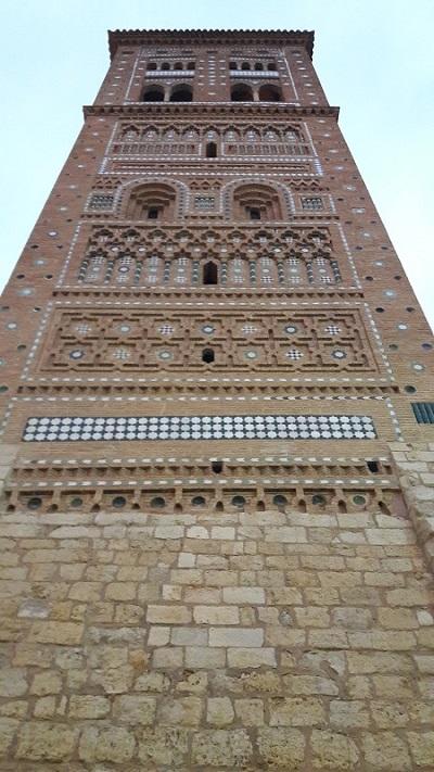 Veza Torre de San Martin Teruel Španielsko