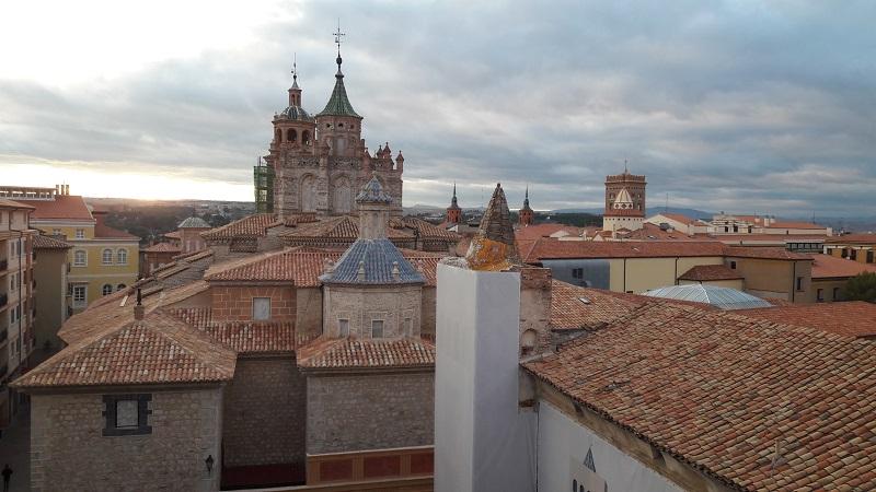 Vyhlad Teruel Španielsko