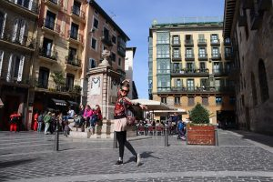Námestie Santiago Bilbao