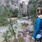 Ruta de Parrizal, Beceite, Španielsko