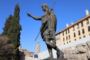 Socha Cezara Augusta
