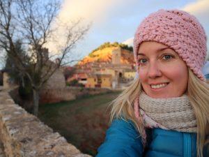 Spanielska dedina Anento