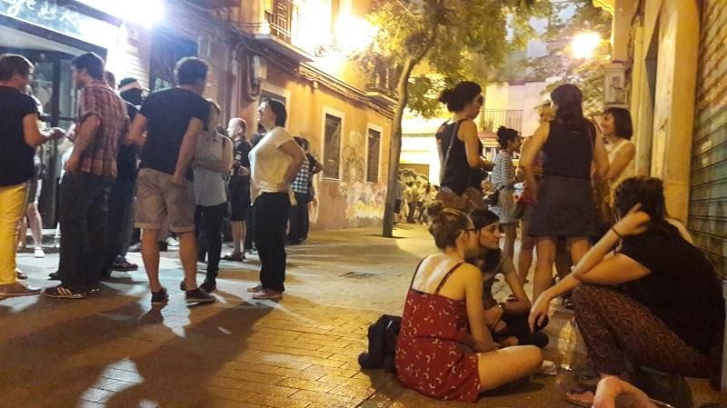 Ulica Calle Cortesias Zaragoza