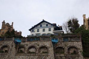 Zamocky dom Getxo Bilbao